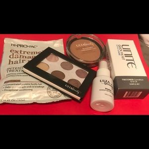 All Brand New make up beauty pack